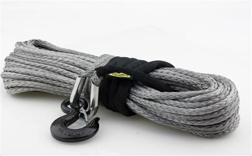 15000 Pound XRC Synthetic Winch Rope 92 Foot Length 97715