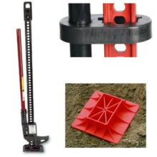 4WD Jack Base and Handle Kit 4WDHL484KIT