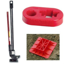 4WD Jack Base and Handle Kit 4WDHL484KITR