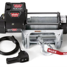 9 5XP Self-Recovery Winch WAR68500