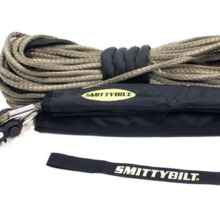 Hybrid Fusion Synthetic Winch Rope 87895