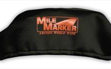 Mile Marker Winch Cover 8000 lb to 12000 lb Electric Winches MIL8506