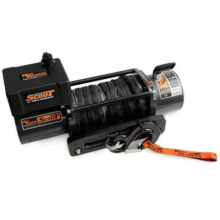 SEC8 Scout ES Waterproof Winch MIL77  53141W