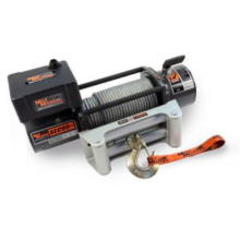SEC95 ES Waterproof Winch MIL76-50246BW