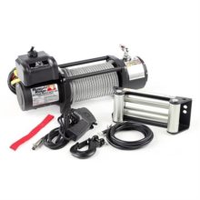 Spartacus Heavy Duty Winch 10500 lbs RUG15100 40