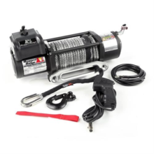 Spartacus Performance Winch 8500 lbs RUG15100 31