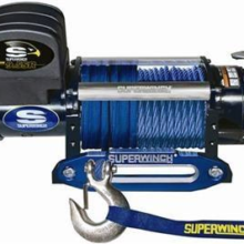 Talon 9 5 SR Winch with Synthetic Rope SWI1695201