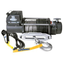 Tiger Shark 11 5 Winch with Synthetic Rope SWI1511201