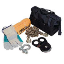 Vehicle Recovery - Winch Accessory Kit 2726