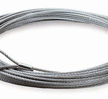 WARN Replacement Wire Rope Fits 16 5ti and M15000 WAR61950
