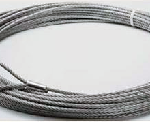 WARN Replacement Wire Rope For M6000 WAR38310