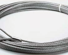 WARN Wire Rope for HY3000 Industrial Hoist WAR25987