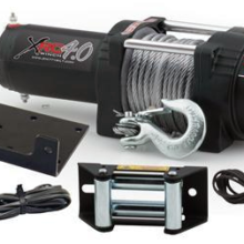 XRC4 Comp Winch with Synthetic Rope S B98204