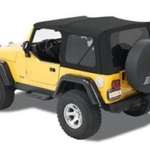 BST79841-17 Bestop Replace-a-Top with Tinted Windows
