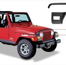 BW14005 Trail Armor Front End Kit